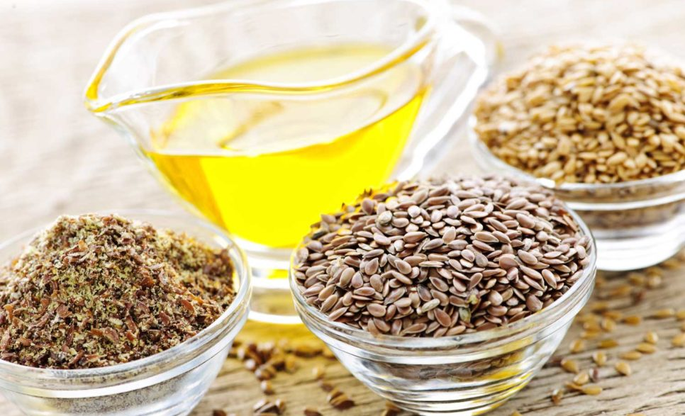 אומגה 3 - זרעי פשתן