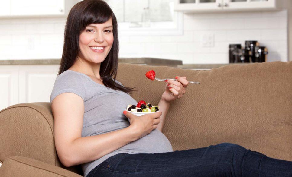 טבעונות בהריון